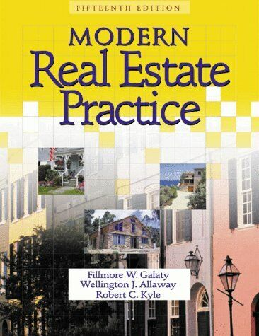 Modern Real Estate Practice  Study Guide for Modern Real Estate Pract