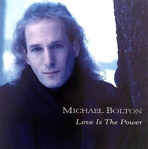 Michael-Bolton-Maxi-CD-Love-Is-The-Power-Promo-USA-M-M