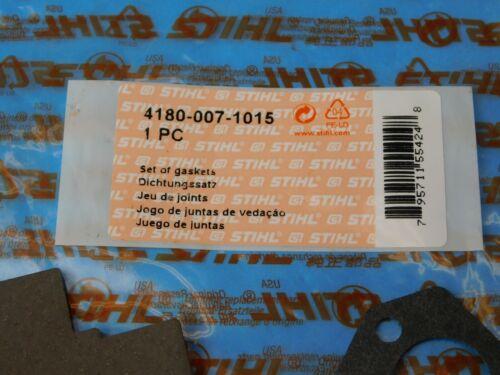 NEW STHIL GASKET SEAL SET 4180-007-1015 TRIMMER
