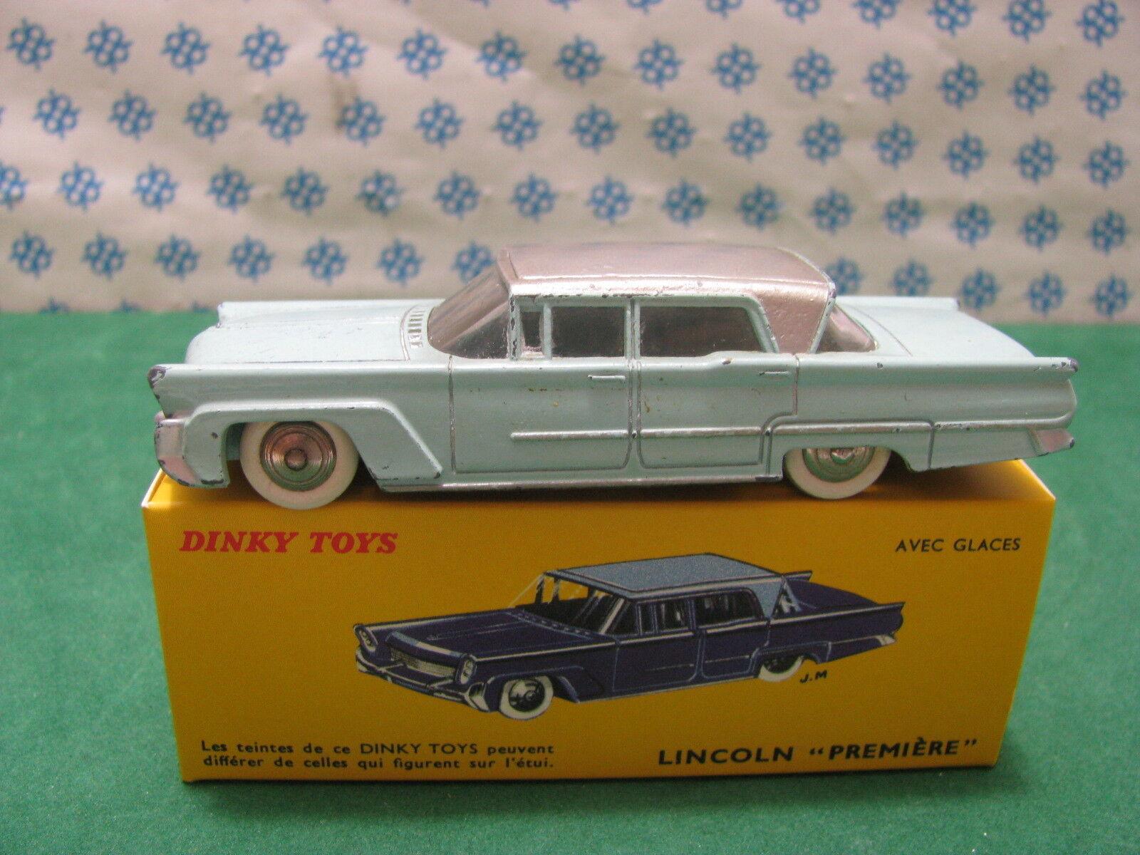 Vintage Vintage Vintage  LINCOLN  PREMIERE         Dinky toys  532   2019  6bee9b