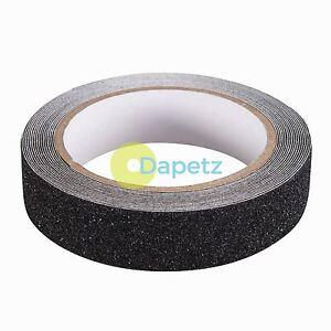 FIXMAN Anti-dérapant bande 24 mm x 5 m Noir 190274 Sticky Roll slipery surfaces rampes-afficher le titre d`origine JvaJ7Uqw-07134509-126338069