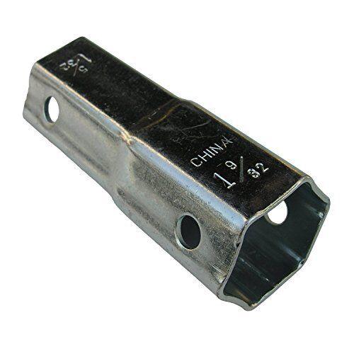 """Danco 1-5//32/"""" x 1-9//32/"""" Stem Socket Wrench 91464"""