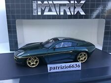 Matrix Scale Models 1/43 Alfa Romeo Disco Volante Touring Green Art. Mx40102-032