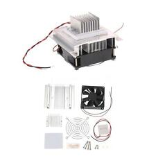TEC1-12706 Thermoelectric Peltier Module Cooler Cooling System DIY Kit 60W T0Y9