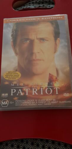 1 of 1 - The Patriot (DVD, 2004) brand new