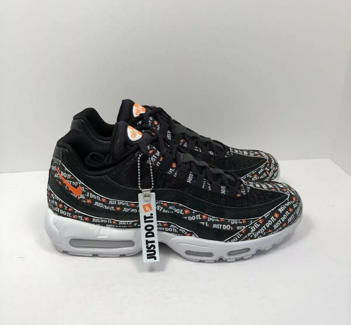 """d69b2233b28 Nike Air Max 95 SE """"Just Do It"""" Size 10.5 MSRP 170 shoes Running  nxkqpo45-Athletic Shoes"""