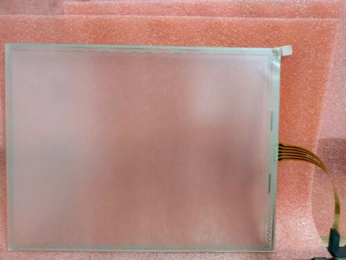 "NEW AMT 2507 AMT2507 10.4/"" 5wire resistive Touch Screen Glass #H16 YD"