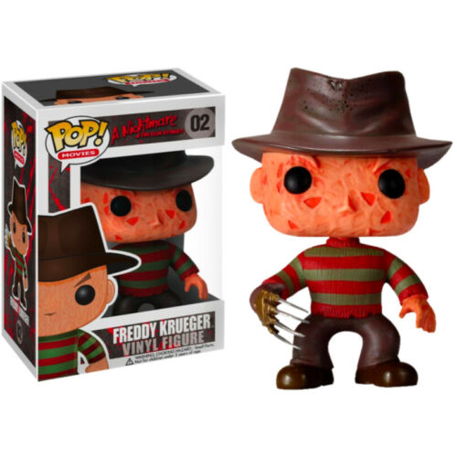 Freddy Krueger Funko Pop A Nightmare on Elm Street Movies Horror Vinyl Figure