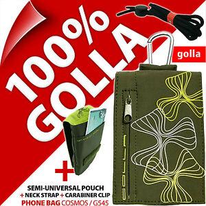 Golla-Vert-etui-pour-telePhone-sac-pochette-pour-Apple-iPhone-4-4S-5-5S-SE