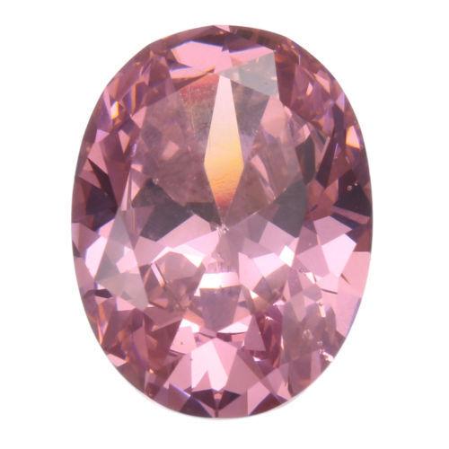 Zafiro sin calefacción 31.10CT 15X20MM Rosa Diamante Esmeralda Corte Suelto piedras preciosas AAAA
