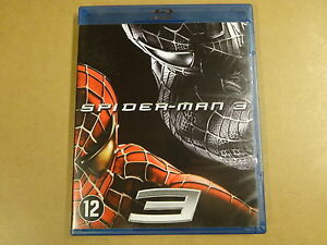 BLU-RAY-SPIDER-MAN-3