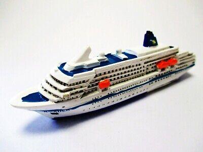 12 cm moulés Cruise Ship NEUF Bateau modèle bateau de croisière MS Astor