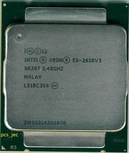 Intel-xeon-E5-2620v3-6-core-2-4GHz-Server-CPU-SR207-E5-2620-v3-LGA2011-3