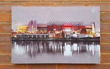 Manchester United - Old Trafford - Wall Canvas 98x63cm