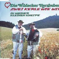 Wildecker Herzbuben Zwei Kerle wie wir (1991) [Maxi-CD]