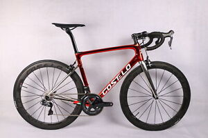 2019-Costelo-Speedmachine-Carbon-Road-Bicycle-Complete-Bike-Shimano-group