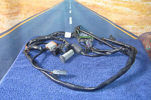 WIRING HARNESS For Ignition Module 70233-02 Fits HARLEY Road ... on