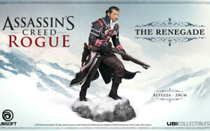 Patrick Cormac Le Renegade Statue en Pvc Ubisoft