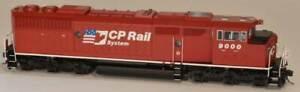 CP Rail Dual Flag Cab GMD SD40-2f Locomotive #9022 DCC Ready HO - Bowser #24352