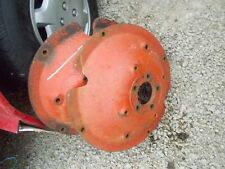 Allis Chalmers C Tractor Original Ac Rear Cast Wheel Hub Centers Center Hubs