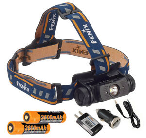 Fenix-HL60R-950-Lumens-USB-Rechargeable-Headlamp-w-2x18650-Rechargeable-Battery
