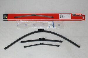 Original Wischerblätter vorne + hinten Ford Puma 2465613 + 2206243
