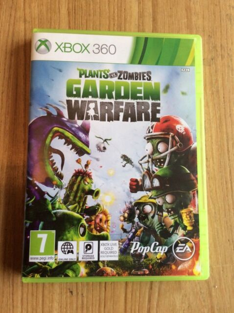 Electronic Arts Plants Vs Zombies Garden Warfare Xbox 360 Game For 7