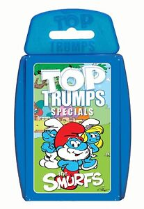 Top Trumps - The Smurfs
