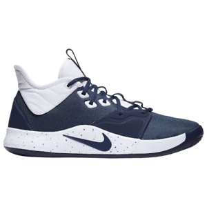 Nike PG 3 Midnight Navy/White Paul