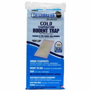 Glue boards for rats 48 pack cold temp rat mouse glue trap works at 0