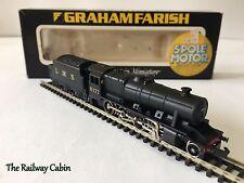 Graham Farish 1901 N Gauge Class 8F 2-8-0 8177 in LMS Black