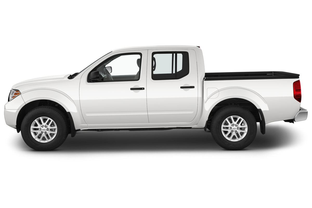 Nissan Frontier side view