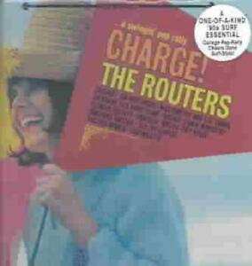 ROUTERS - CHARGE! NEW CD