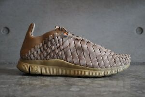 quality design ac052 b1a9e Image is loading Nike-Free-Inneva-Woven-Tech-SP-Desert-Desert-