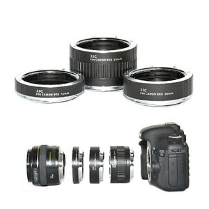 Macro-Extension-Ring-Mount-Tube-Kit-Set-for-Camera-Photo-Canon-EOS-EF-EFS-Lens