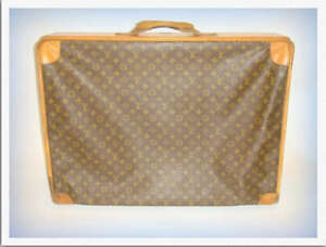 LOUIS-VUITTON-LUGGAGE-vintage-w-monogram