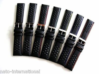 Silicon Tropic GT Rally Sport Dive watch band strap water-resistant IW SUISSE