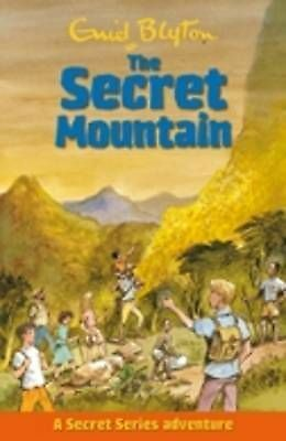 The Secret Mountain (Secret Series)-ExLibrary