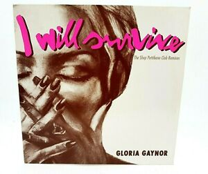 Gloria-Gaynor-I-Will-Survive-Shep-Pettibone-Club-Remixes-Maxi-12-034-Single-1990