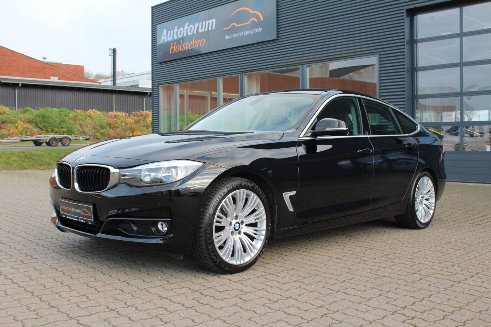 BMW 320d 2,0 Gran Turismo aut. 5d - 239.800 kr.