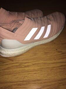 2ebec4a3d752 Adidas Kith Nemeziz 17.1 Tango Ultraboost Pink Soccer Football Shoe ...
