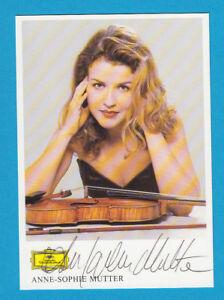Anne-Sophie Mutter - Oper / Klassik - Deutsche Grammophon - #  9174