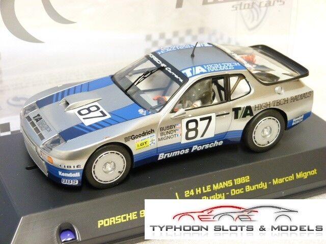2005 Ranura Falcon CARS-Porsche 924 GTR - 24h Le Mans 1982-Nuevo y Sellado