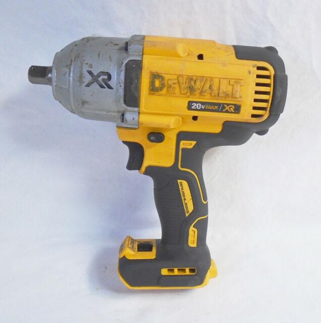 Dewalt DCF899HN Hog Ring XR High Torque Impact Wrench 1/2