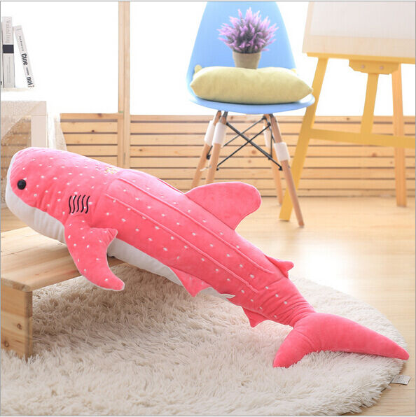 New Big Whale Shark Toy Plush Stuffed Animal Ocean Spotted Spotted Spotted Fish Amazing Gift 52ac80