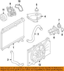 image is loading ford-oem-11-16-fiesta-radiator-cooling-fan-
