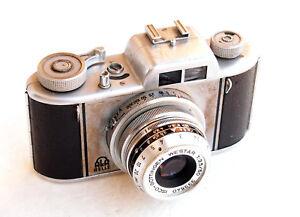 *c1955* ● Apparate & Kamerabau (aka) Akarelle ● Isco-göttingen Westar F3.5 50mm Prix De Vente Directe D'Usine