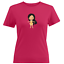 Juniors-Girl-Women-Tee-T-Shirt-Gift-Shirt-Cute-Princess-Pocahontas-Cartoon-Movie thumbnail 18