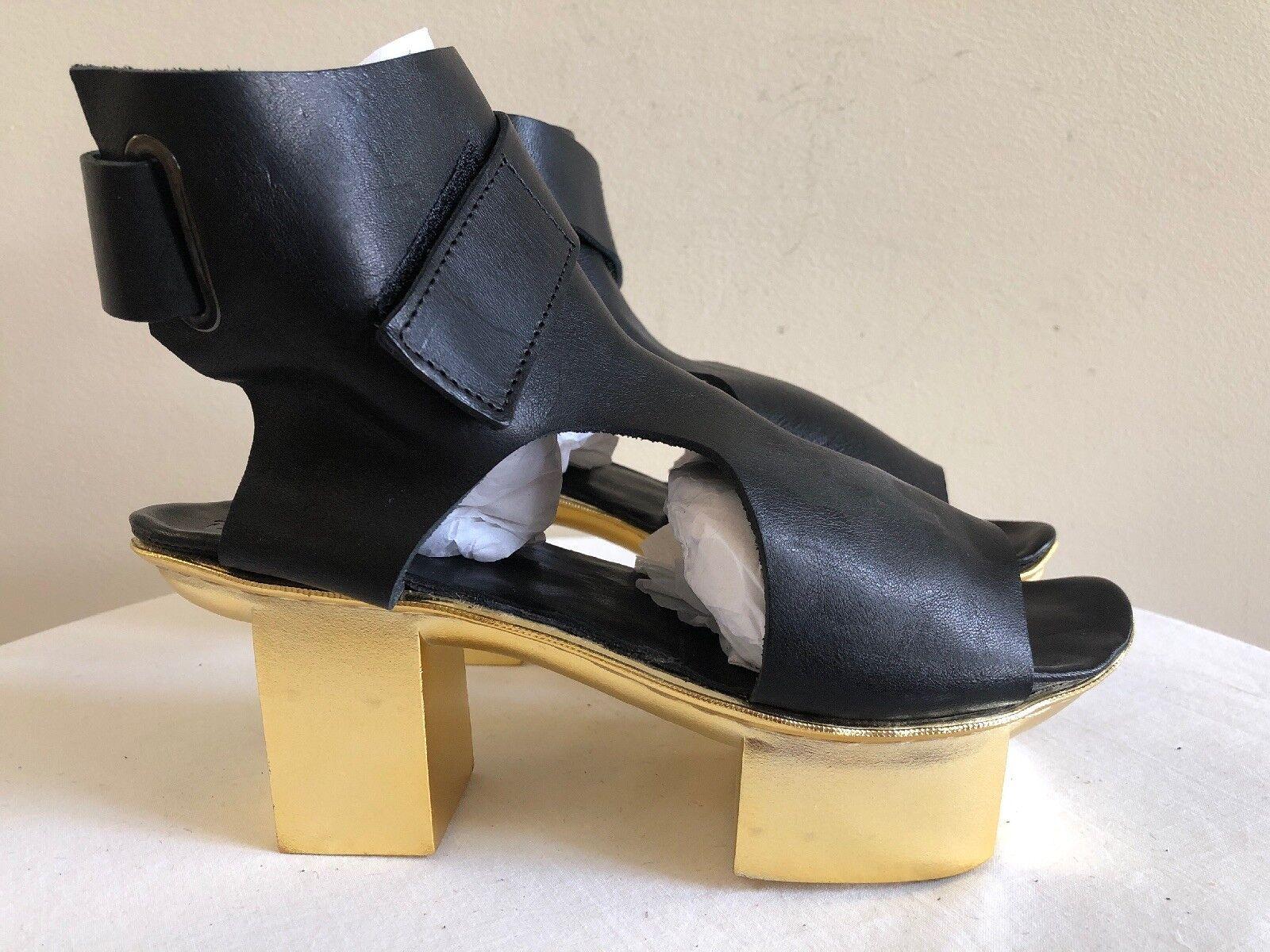 NWOB Trippen 'Bolardo 'Bolardo 'Bolardo F' Cuero Mocasines Zapatos   EU 39 US 8-9  Edición Limitada   nueva gama alta exclusiva