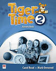 Tiger Time Level 2 Activity Book by Carol Read, Mark Ormerod (Paperback, 2015)